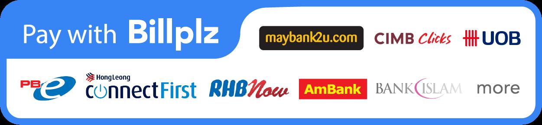 Billplz Internet Banking & Boost e-Wallet